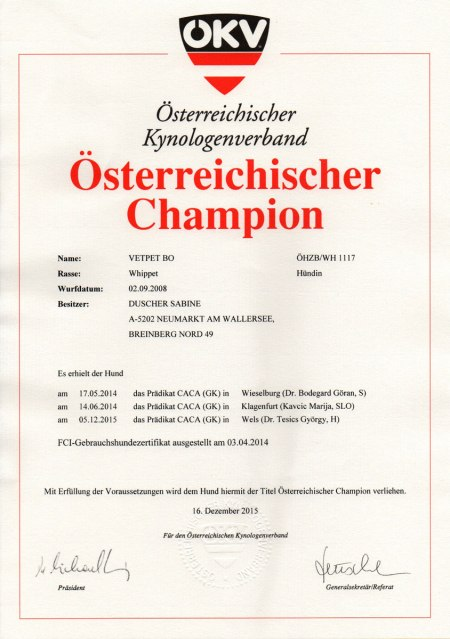 ÖKV-Ö-Champion-vetpet-Bo